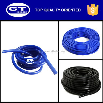 ID=5mm,Wall=2.5mm,Silicone vacuum hose