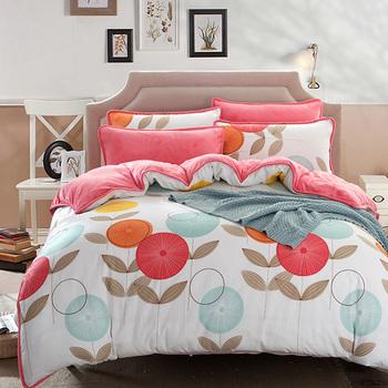 Pink flower bedsheetcotton 3d bed linenencrypt satin stripe cotton pink flower bedsheetcotton 3d bed linenencrypt satin stripe cotton bedding sets mightylinksfo