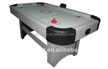 Air Powered Hockey Table Steady 60,72,84 Inch Air Hockey Table