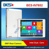 ultra slim dual core wide Visible Angle tablet pc intel atom