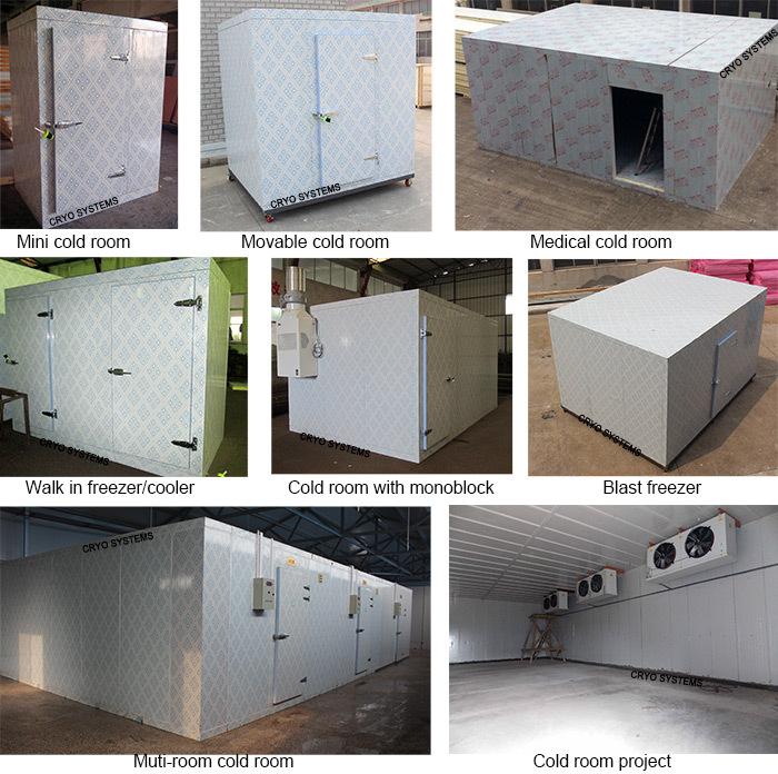 Exceptionnel Froide Groupe Frigorifique Chambre, Petit Petite Chambre Froide, Groupe  Réfrigérant Monobloc Chambre