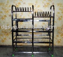 Kitchen Storage Rack Products - Buy Stainless Plate Rack,Adjustable ...