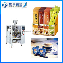 high speed SS304 automatic triangle tea mesh bag packing machine