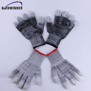 Finger out gloves UmGh0t working safety gloves for sale