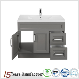 China Made 30 Inch Bathroom Vanity With Sink