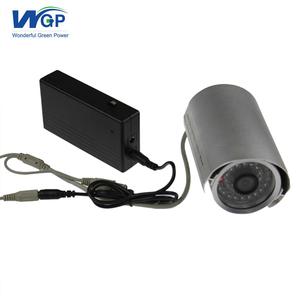 mini online ups system dc 5v9v12v 2a output ups 18650 li ion emergency  battery backup wifi router ups 12v for ip camera