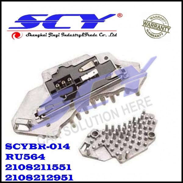 2108206110 FOR Mercedes-Benz A//C Blower Motor Regulator Resistor 2108214651