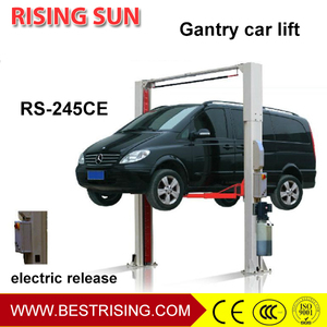 Car lift used gas station equipment for sale