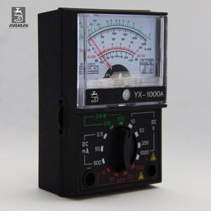 Analog multimeter professional electric power tester voltage tester meter