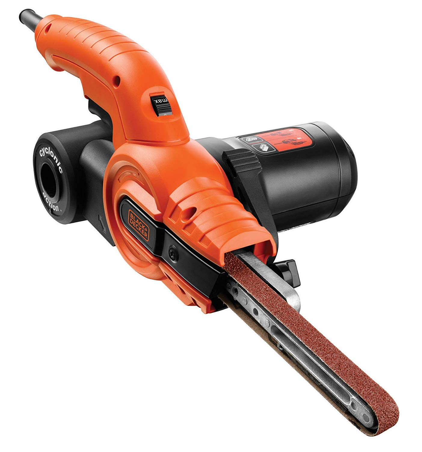 BLACK+DECKER Black + Decker Ka900E Power Sander Power Sanders Black/Orange
