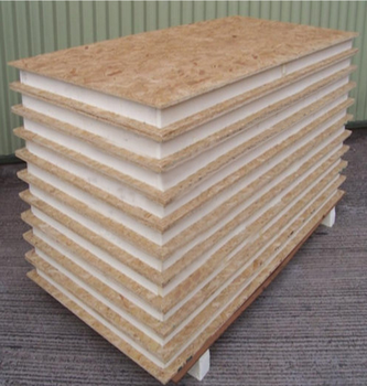 Osb eps structure insulated panel sip panel buy sip for Structural insulated panels prices