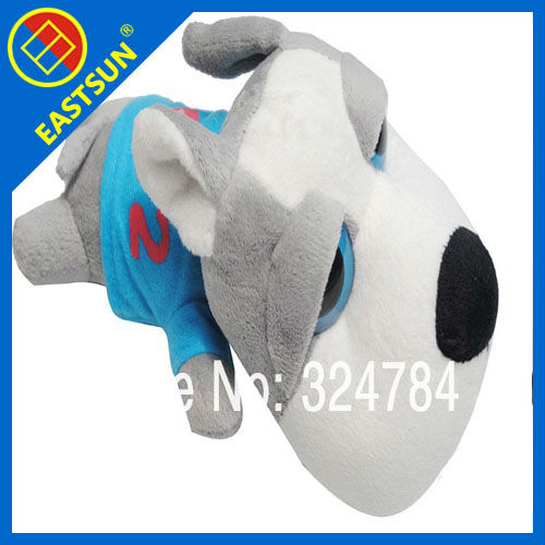 EASTSUN Big Eyes watching dog charcoal cartoon dog AUTO car ornament