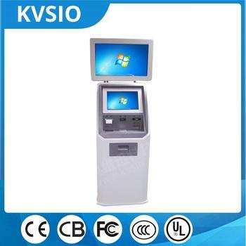 Airport Boarding Pass Ticket Printer Printing Kiosk Buy Ticket