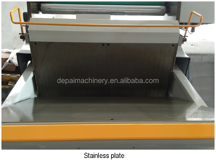 ML750 Manual Creasing and Die Cutting Machine For Paper Cup Label