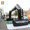Shop Promotion advertising Inflatable Christmas arch