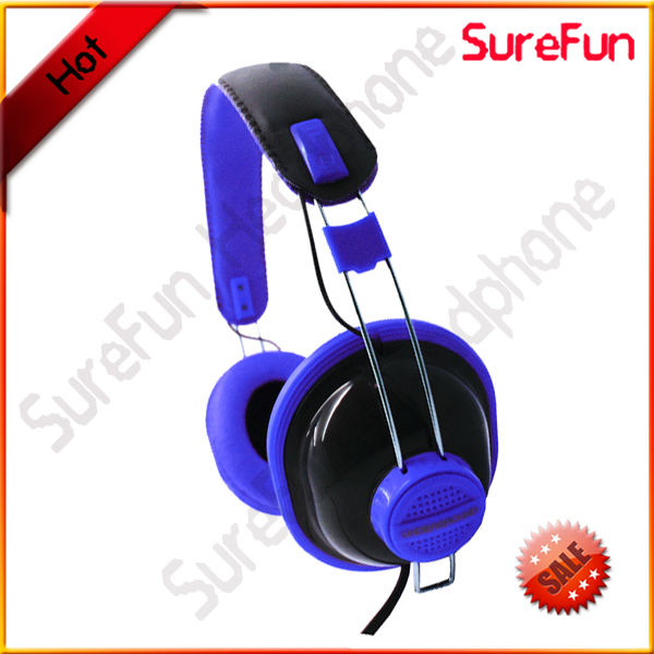 new!!! customer logo headphones connect with PC/MAC/MP3/DVD...3.5 mm jack