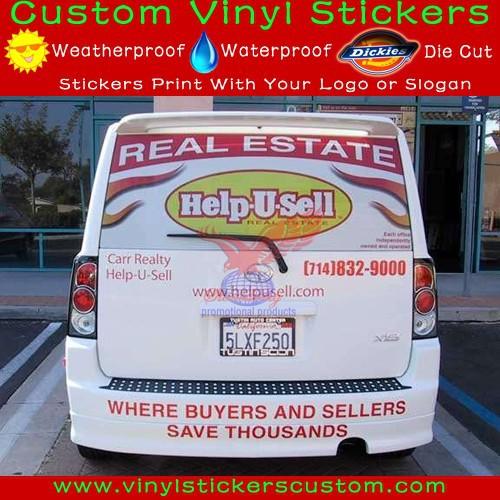 Car Rear Window Stickers Car Rear Window Stickers Suppliers And - Custom rear window stickers for cars