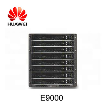 Huawei E9000 Converged Infrastructure Architecture Blade Server