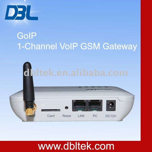 1-Channels-VoIP Gsm Gateway(SMS/Get on /Get off)