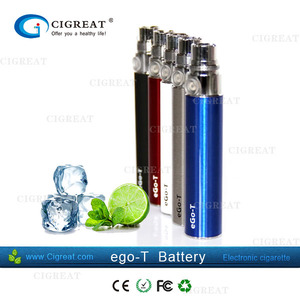 Hot !! protable and durable ecig battery ego passthrough ego battery wrap