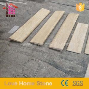 Love Home Stone Customized Beige Travertine Threshold Lowes Price