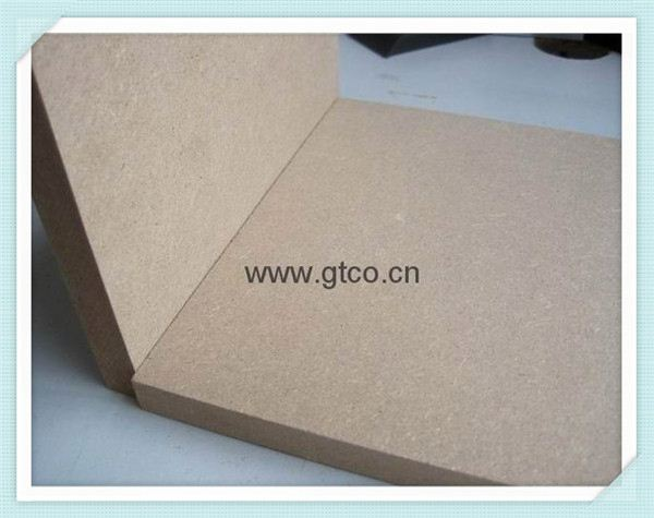 Trade Assurance Furniture Grade fire proof mdf board From Factory(LINYI)