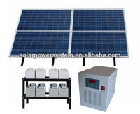 solar panel mounting structure 500W