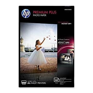 "HP Photo Paper, 8-1/2""x11"", 50 Shts, Glossy/White, Sold as 1 Package - Hewlett-Packard * HP Photo Paper, 8-1/2""x11"", 50 Shts, Glossy/White"