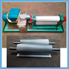 250mm roller length China manufacturer supplys electric beeswax foundation sheet making machinery for sale