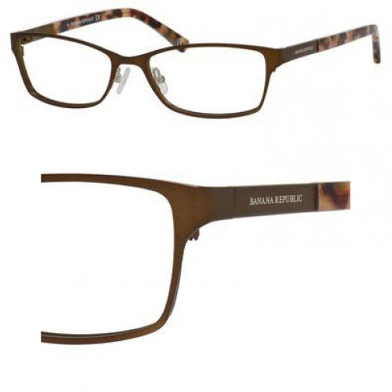 Banana Republic Rianna 0PSE Brown Eyeglasses