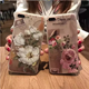 Camellia series case for Xiaomi hongmi,3D Art pattern Couple and goodfriends's gift TPU case for Xiaomi hongmi