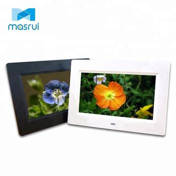 Small Size 2.4 Inch Acrylic Frame Mini Digital Photo Frame - Buy 2.4 ...