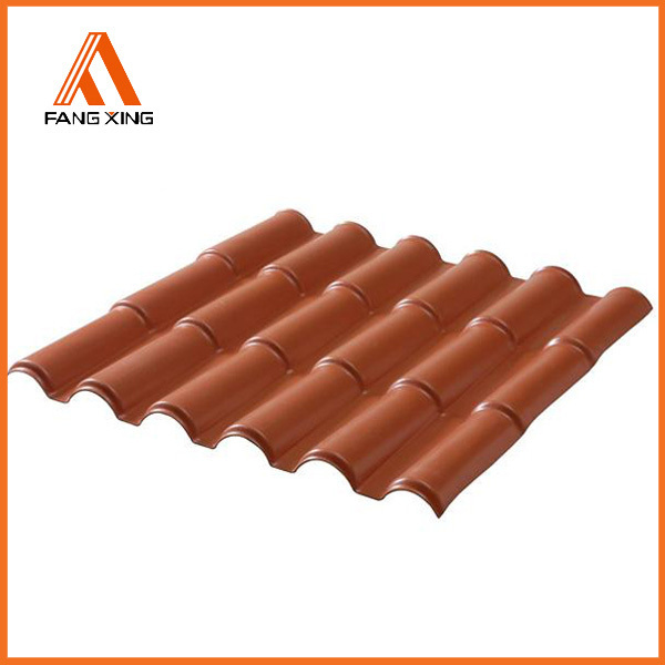 Synthetic Resin Plastic Pvc Roof Tiles South Africa