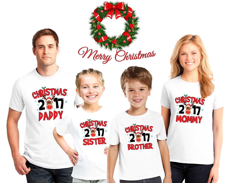Matching Family Christmas Outfits Australia.Buy Family Christmas Matching Shirts Family Photo Christmas