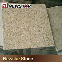 Cheap Chinese Rusty Yellow Granite G682