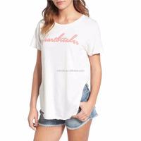 Factory Wholesale Graphic T-shirts Short Sleeve New York American Style Bulk Wholesale T-shirts