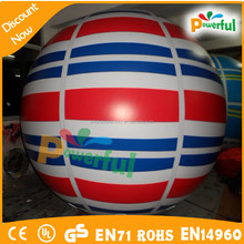 happy advertising balloon new year/sky balloon inflatables