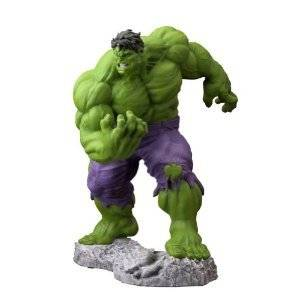 "Kotobukiya Hulk Classic Avengers ( Avengers ) Marvel ( Marble ) Comics"" Fine Art Statue Figure Toy doll ( parallel imports )"""