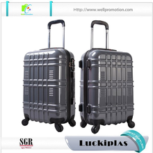 Hot selling durable pp funky boys girls trolley suitcase
