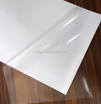 Clear Printing Paper Clear Paper To Print On Transparent