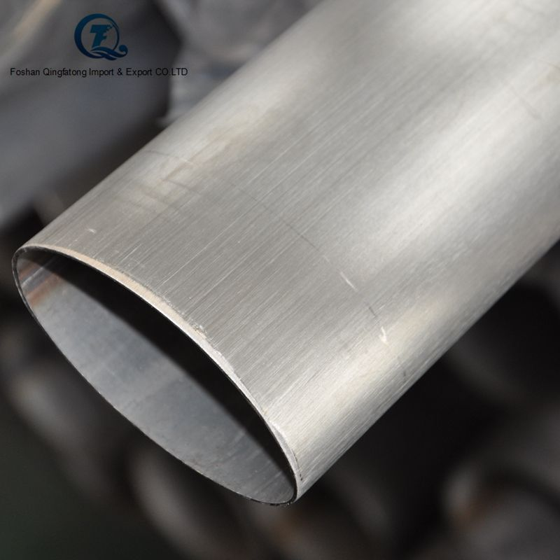 201 304 316 430 Seamless Pipe/Tube Manufacturer China Carbon Steel inox