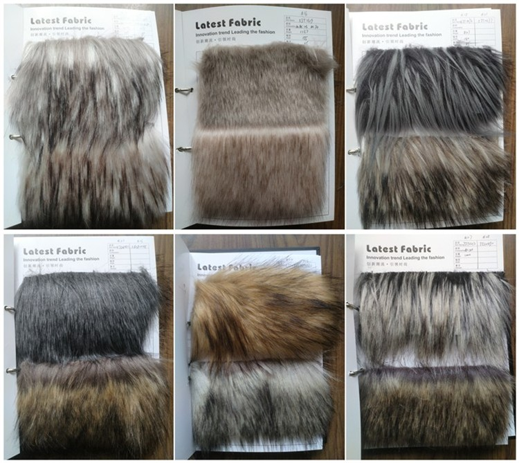 STABILE 5BW1559 2017 top quality faux fur manufacturers