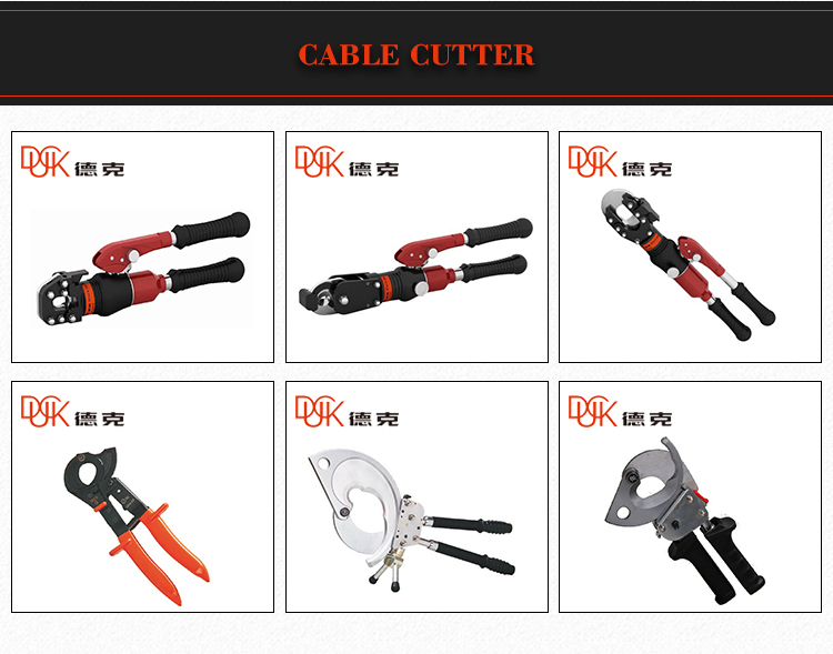 Buy direct from China 13 tons 300mm hydraulic power hexagon crimping tool for Lug Cable