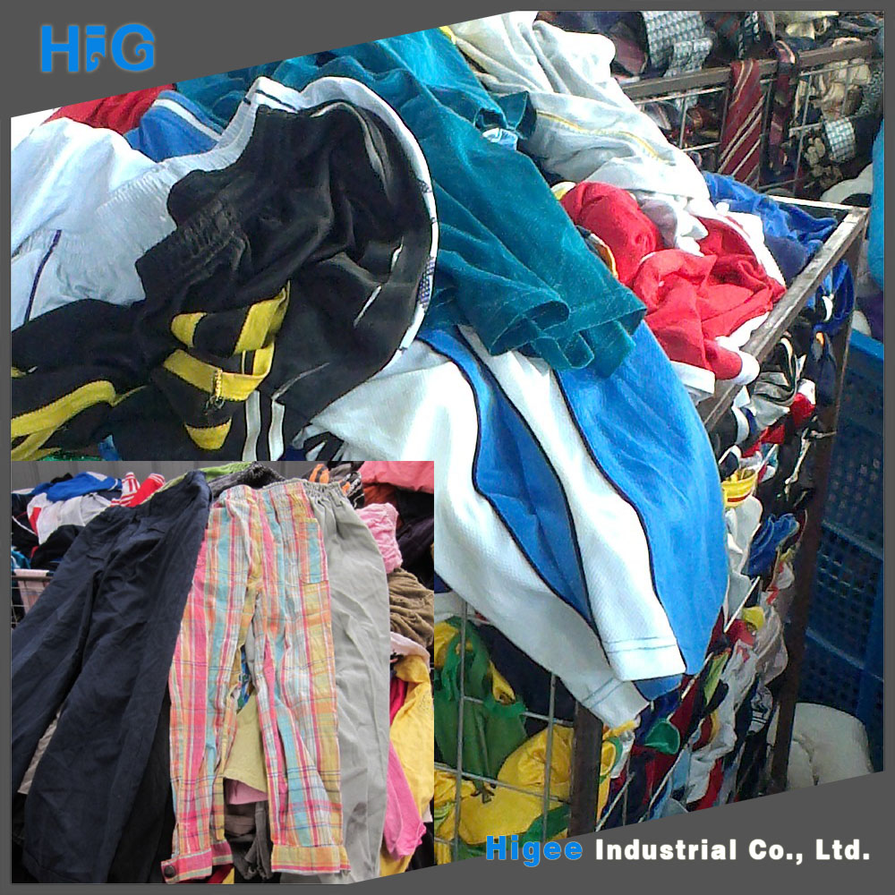 wholesale USED CLOTHING FOR EUROPE