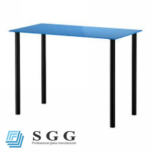 Blue Tempered Glass Table, Blue Tempered Glass Table Suppliers And  Manufacturers At Alibaba.com