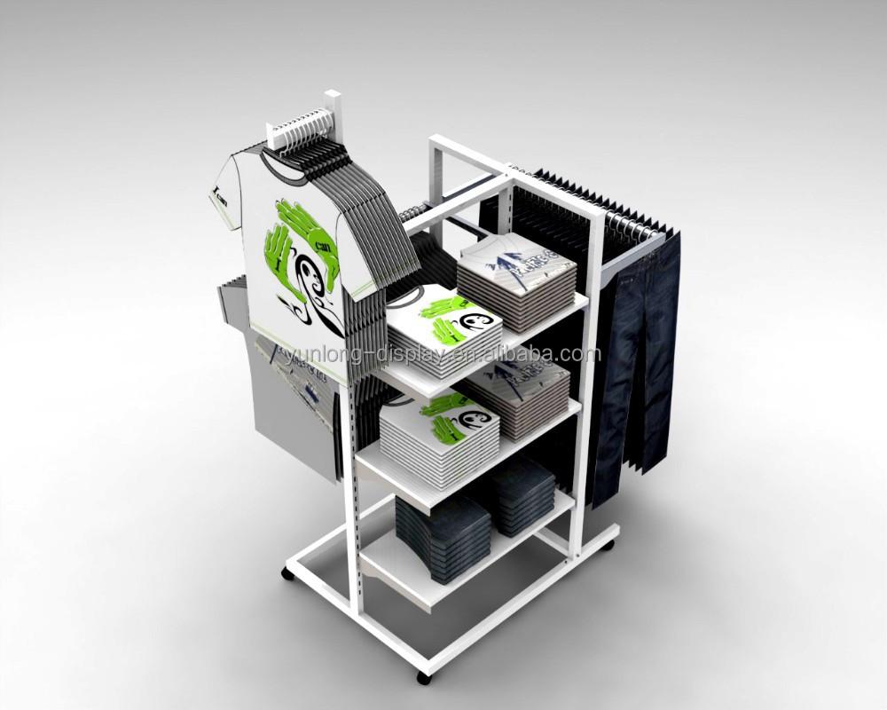 Exhibition Stand Fittings : Vêtements suspendus présentoir pour le magasin raccords