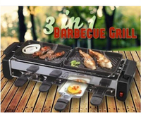 Good design Smokeless Barbecue Oven / electric Grills / Indoor barbecue grills