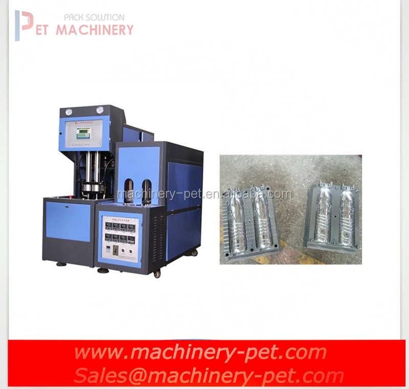 No Automatic and Bottle Application Blowing Machine for PET Preform