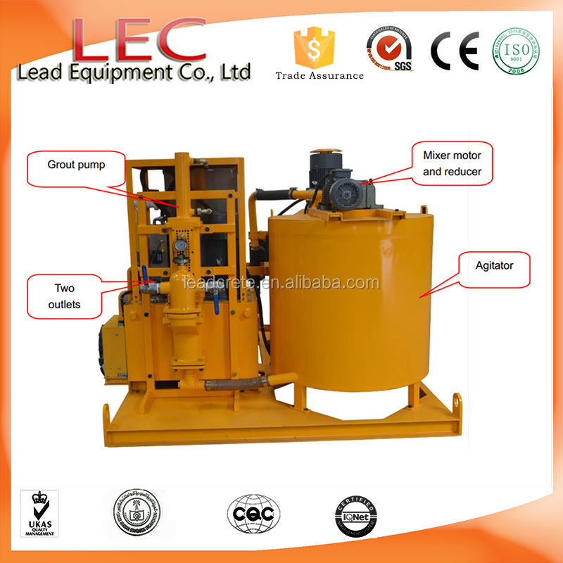 LGP400 700 80 PL-E jet cement injection grout pump price