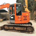 Second hand Hitachi crawler excavator FOR SALE in good condition ZAXIS 75 with low price